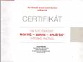 certifikat viadrus