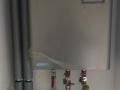 Montáž podlahového vytápění a elektro kotle u ing.Zahoran Dolní Tošanovice (novostavba RD.)