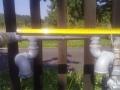 Výroba instalační rampy k plynoměru
