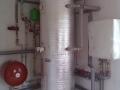 akumulační nádoba(strojovna)